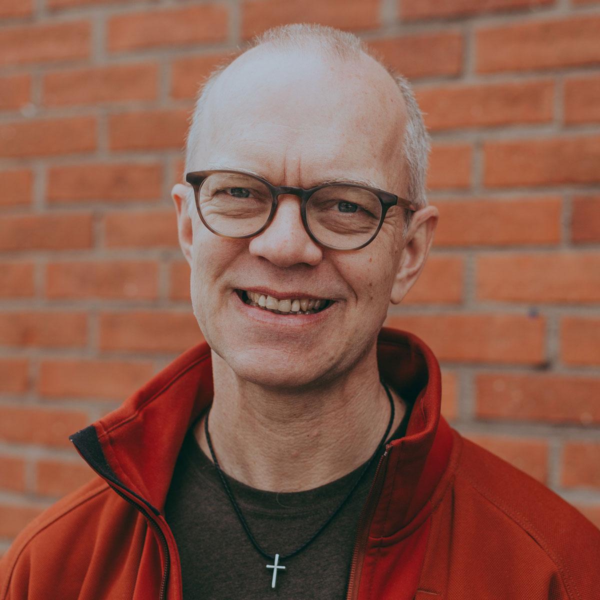 Jesper Kronhamn, Bibelskola Norr, Lärare Allmän kurs Ålidhem